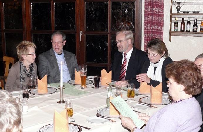Weihnachtsessen Mönchengladbach.Berichte 201005